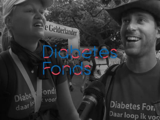 Diabetes Fonds - Videoserie Wandelen 2012